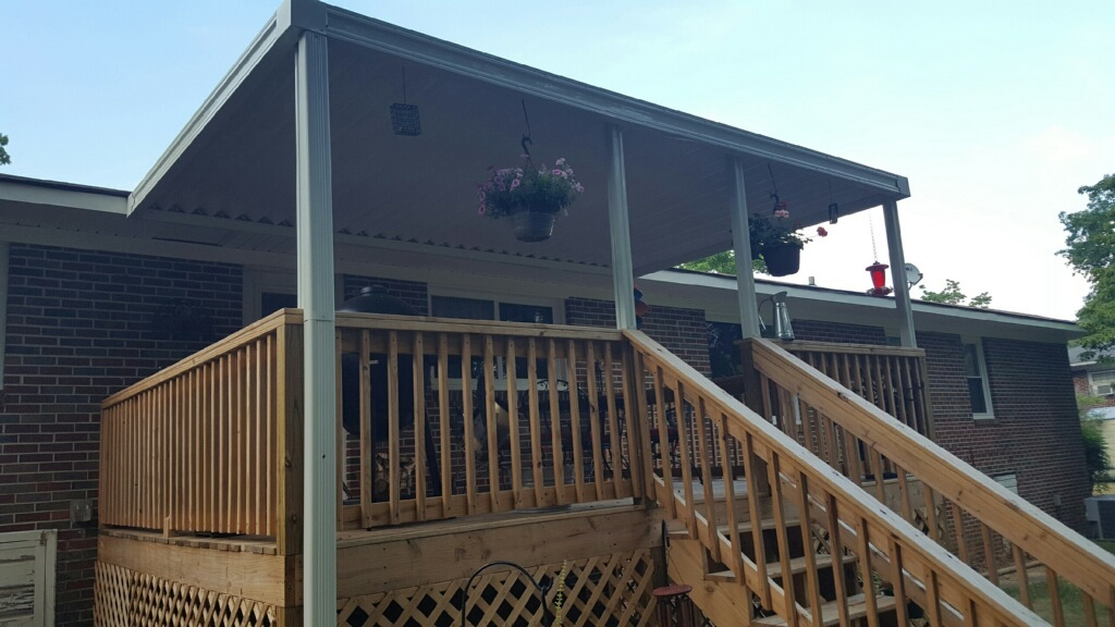 Patio Covers | Products and Services | Quality Gutter & Siding