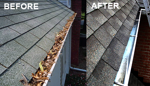 Gutter Installation Repair Amp Cleaning Products And